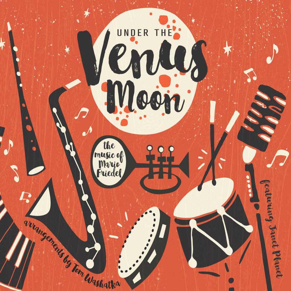 Under the Venus Moon